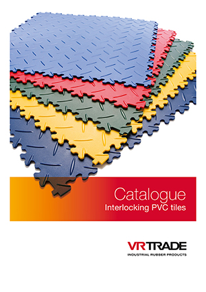 interlocking pvc tiles